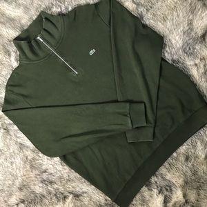 🐊 Lacoste 1/4 zip sweatshirt